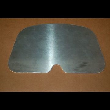 Picture of FJ40 Cluster Gage Blank