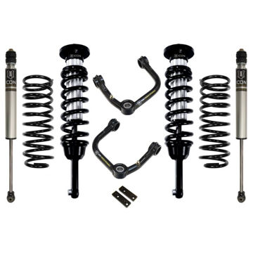 Picture of 10+ Icon Toyota FJ Cruiser Suspension System - Stage 2 (Tubular)