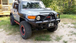 Picture of Trailworx FJ Cruiser Summit HD Bumper