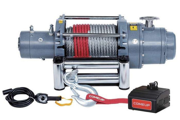 Picture of ComeUp Winch DV-15 12V