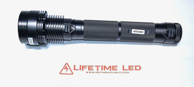 Picture of Lifetime LED Lights HID Flashlight | Search Flashlight
