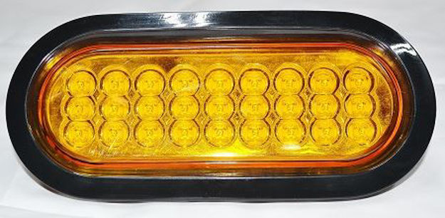 Picture of Lifetime LED Lights Trailer Lights Amber