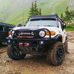 Picture of Trailworx FJ Cruiser Summit Bumper