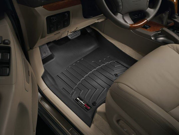 Picture of WeatherTech Lexus GX 470 DigitalFit FloorLiner Combo