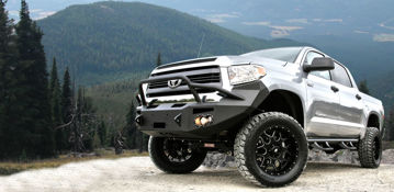 Picture of Fab Fours Toyota Tundra Premium Front Bumper