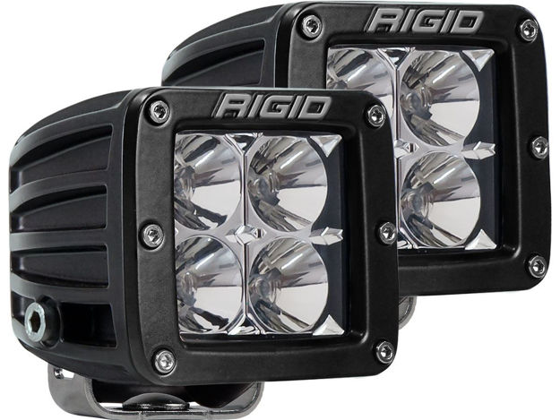 Picture of Rigid Industries D-Series PRO | Flood | Pair