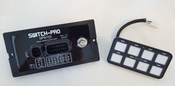 SP-9100 Power Module and Panel